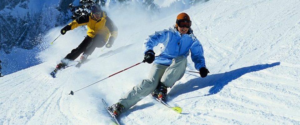 As 5 melhores cidades para esquiar no mundo
