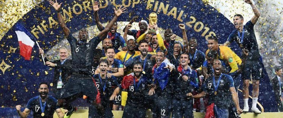 Copa do Mundo de 2018 movimentou quase US$160 bilhões em apostas