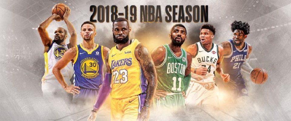 Próxima temporada: NBA 2018/19 começa em outubro
