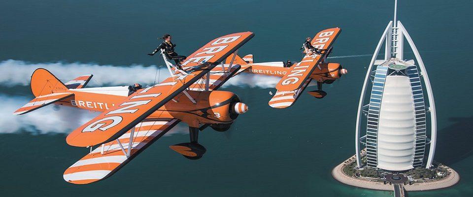 Acrobacia no céu: Deslizando pelas asas com o Wing Walking