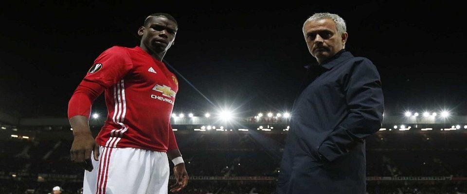 José Mourinho x Paul Pogba: o embate atual no Manchester United