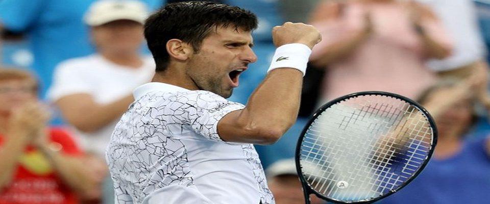 Djokovic é o primeiro a vencer todos os Masters 1.000