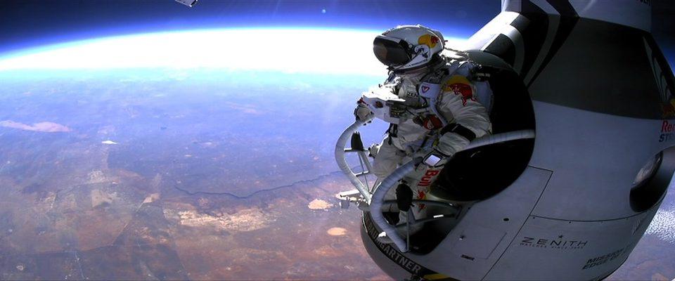Insano: Felix Baumgartner e o salto da estratosfera