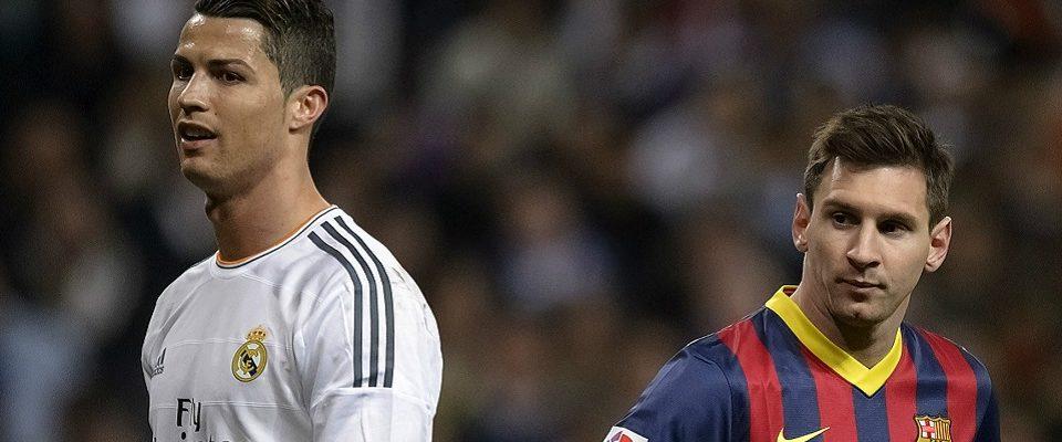 Clássico Barcelona x Real Madrid sem Messi e CR7