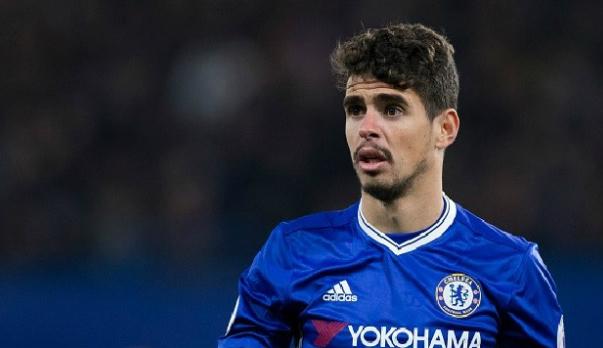 Oscar no Chelsea