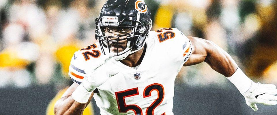 NFL: A provocação dos Bears ao vencer os Vikings no SNF