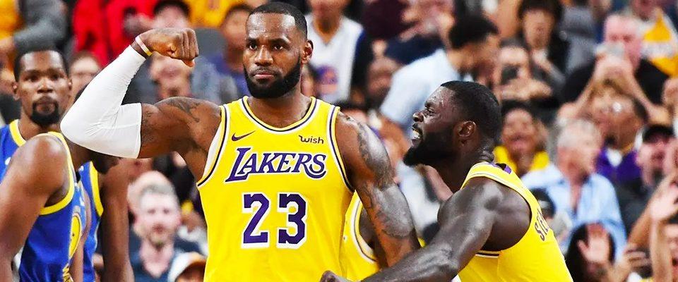 LeBron James é agora o 5º maior cestinha da história da NBA