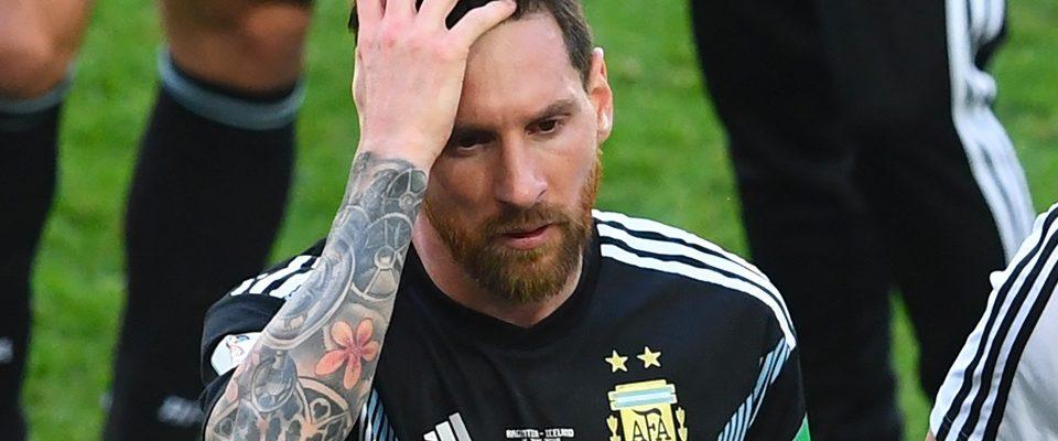 Messi é só o 5º melhor do mundo segundo a Goal