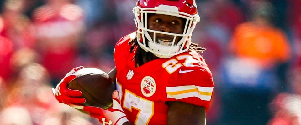 "Chiefs perdem favoritismo na AFC após ""episódio Kareem Hunt"""