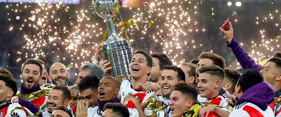 Restam apenas 3 vagas na Libertadores 2019