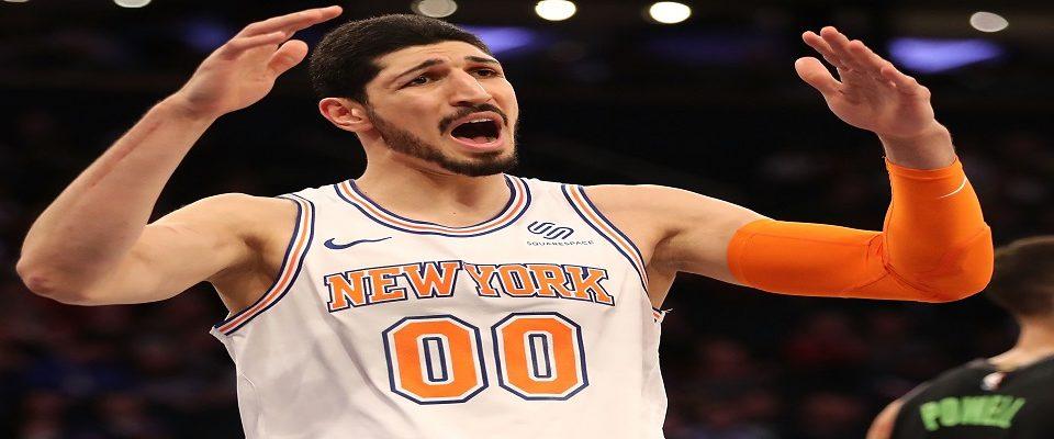 NBA: Jogador acusado de terrorismo pelo governo turco
