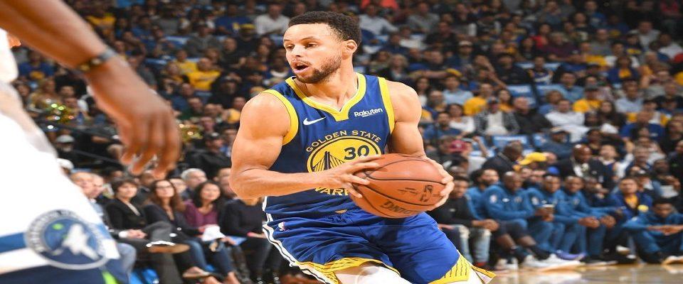 NBA: Curry chega ao terceiro lugar com mais bolas de três
