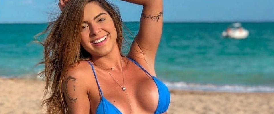 Luana Targino, a mais gata de Recife