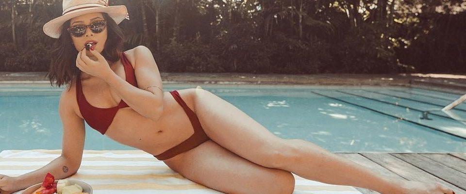 O corpo impecável de Flavia Pavanelli