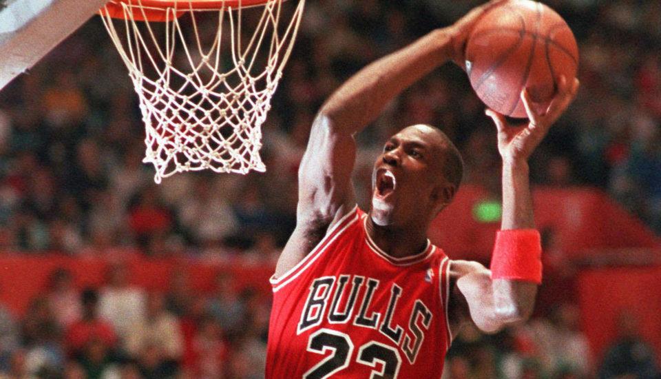Os 10 melhores jogadores da história da NBA
