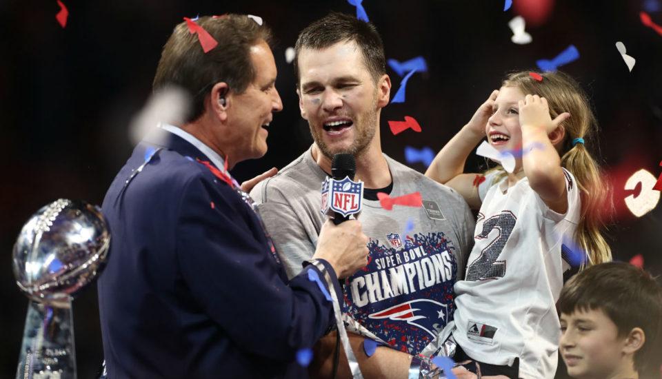 Sexto título: Patriots vencem Rams e levam o Super Bowl LIII