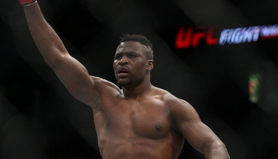 UFC Phoenix: Em 26 segundos, Francis Ngannou nocauteia Cain Velasquez
