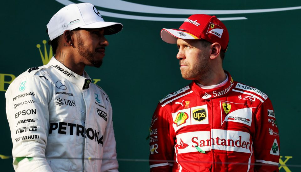 F1: Duelo Hamilton x Vettel começa mais uma temporada