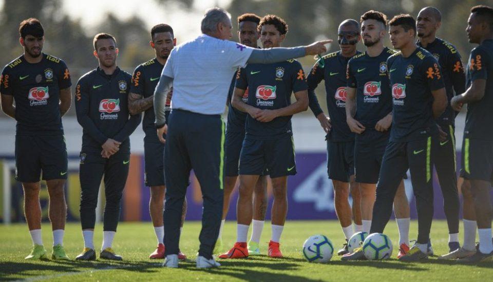 Seleção Brasileira definida para amistoso contra Panamá