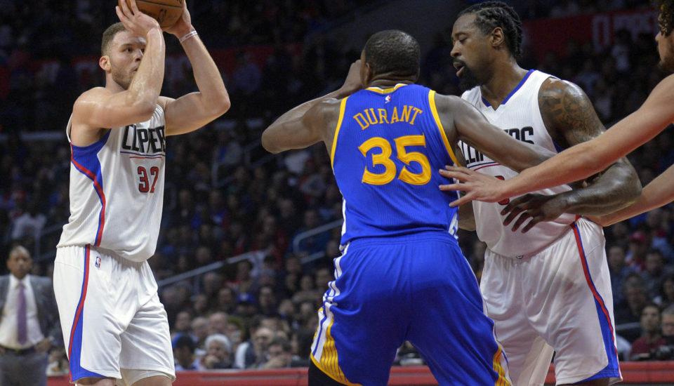 NBA: Virada histórica dos Clippers