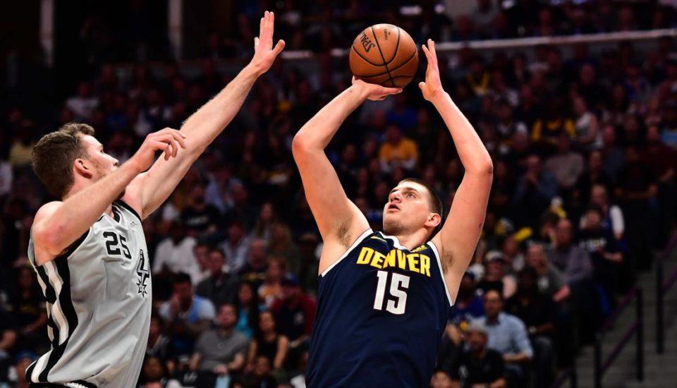 NBA: Denver Nuggets elimina San Antonio Spurs
