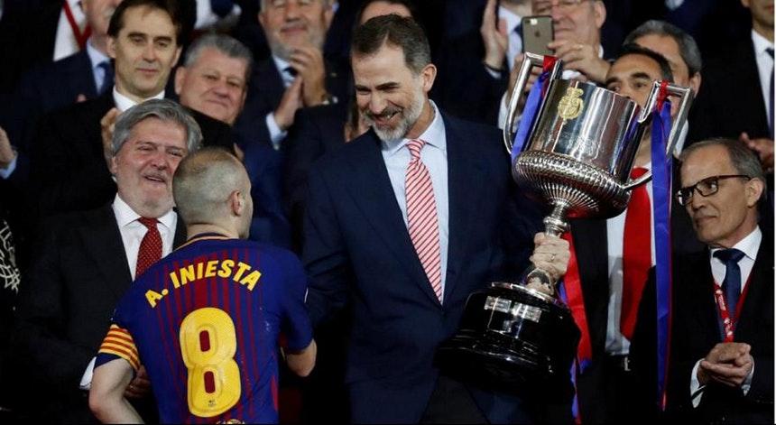 Espanha aprova mudanças na Copa do Rei e Supercopa