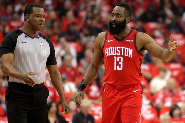 Rockets vencem o Jazz e estão nas semifinais da Conferência Oeste