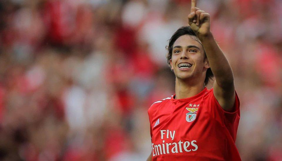 João Félix, o novo Cristiano Ronaldo