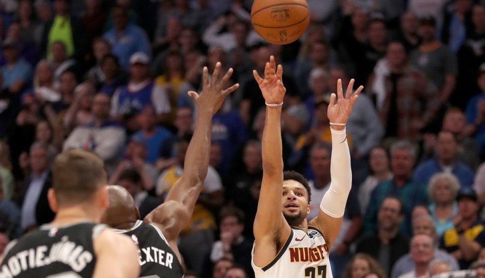 NBA: Nuggets vencem os Spurs com destaque de Murray