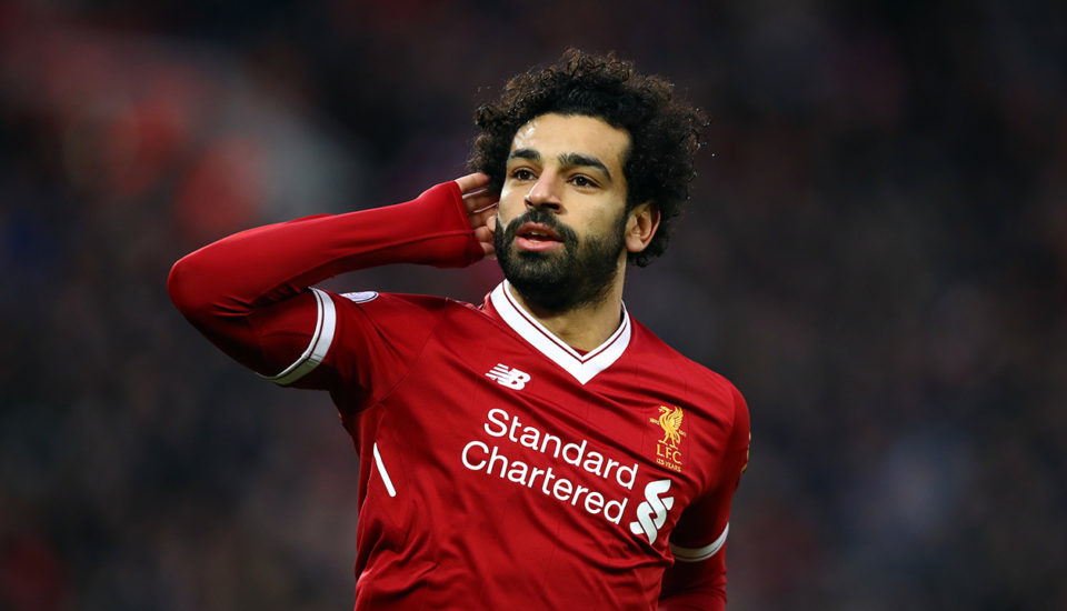 50 vezes Salah: Egípcio atinge recorde de gols no Liverpool