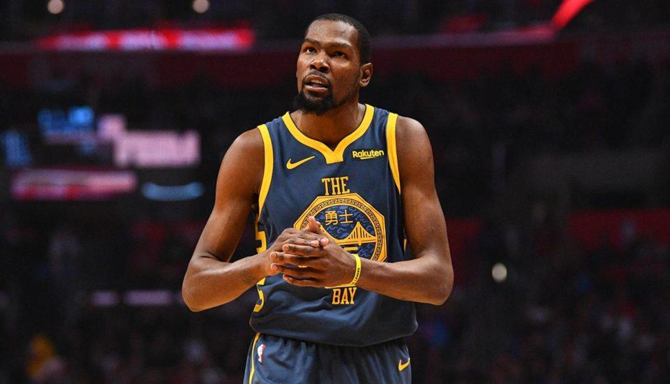 Kevin Durant: Top 5 dos melhores da história da NBA