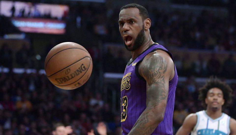 NBA: Sem playoffs, LeBron em números com temporada histórica