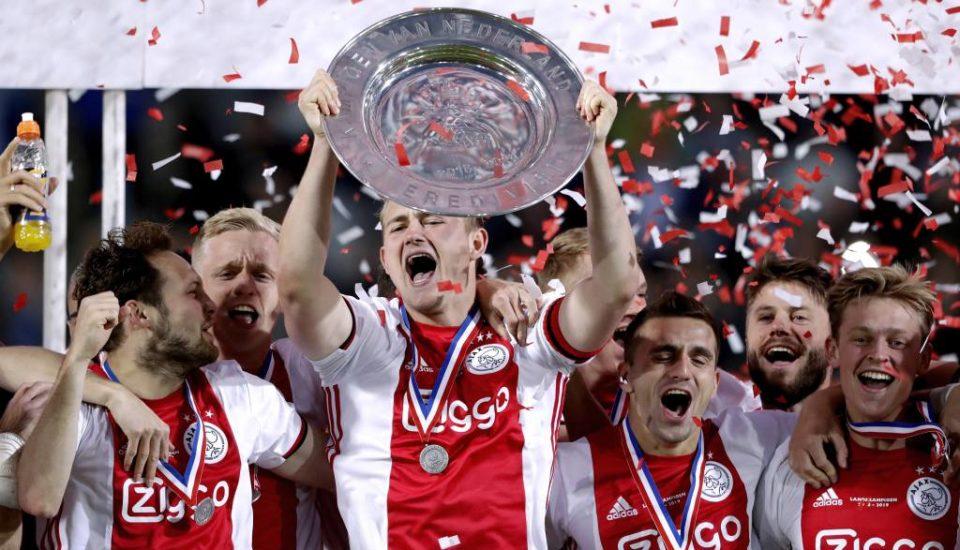 Ajax conquista o 34º titulo do Campeonato Holandês