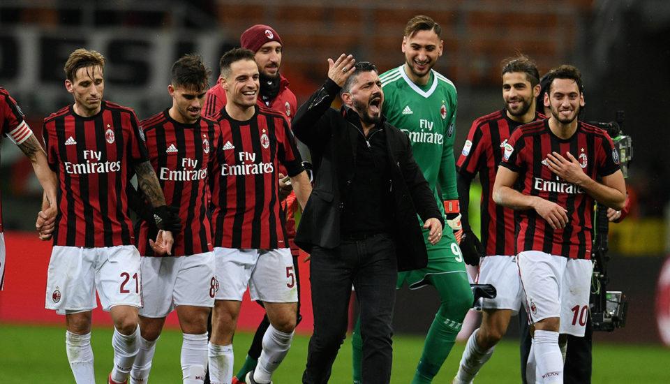 GennaroGattusonão é mais técnico Milan