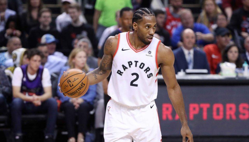 NBA: Raptors vencem Warriors no 1º jogo da final