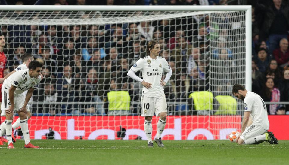 Real Madrid: a melancólica temporada de eliminações e derrotas
