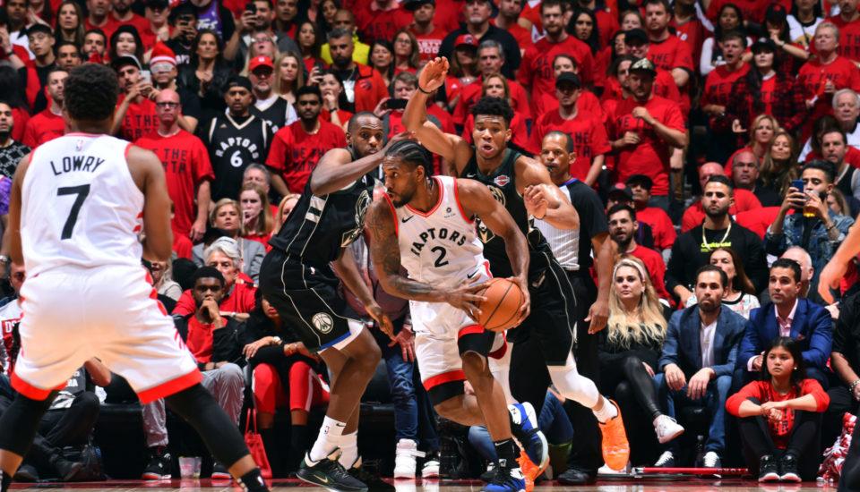NBA: Raptors chegam à primeira final da NBA pela 1ª vez na história