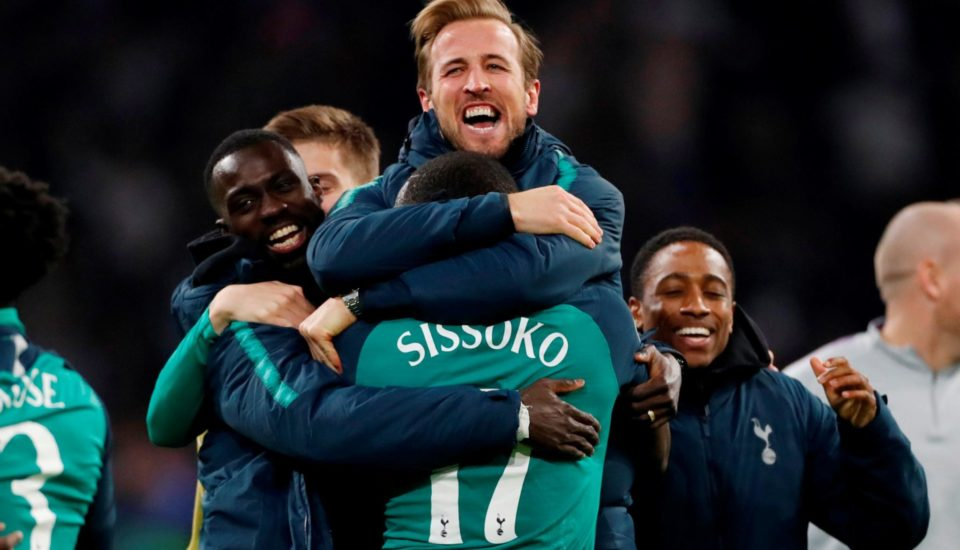 Finalista da Champions League: o valor do Tottenham
