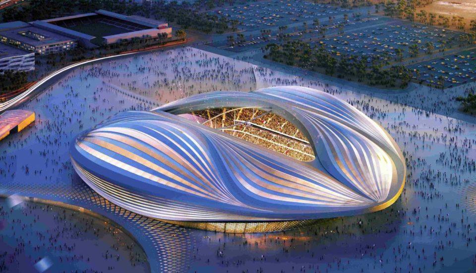 Al Wakrah Stadium: Estádio da Copa com ar-condicionado