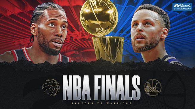 Warriors x Raptors: Jogo 1 das Finais com desfalque e retorno