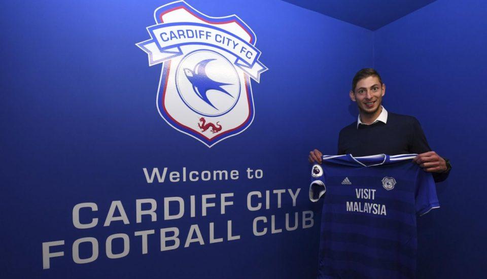 Cardiff é multado pelo falecimento de Emiliano Sala