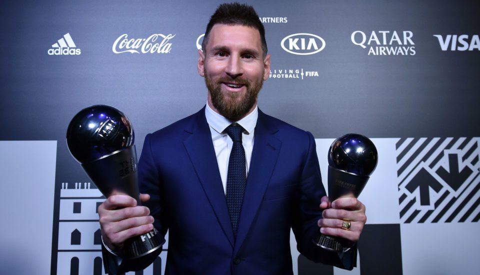 Não votou: jogador diz que não escolheu Messi no The Best